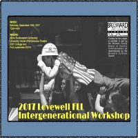 2017 Lovewell FLL Intergenerational Workshop
