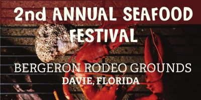 Second Annual Seafood Festival | Davie