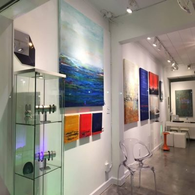 VISUAL ART PLUS Event Series | OPEN STUDIO WEEKEND August 11-13 | STOP AND LISTEN NIGHT August 12