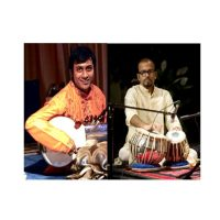 Melodious Sounds on Sarod and Tabla