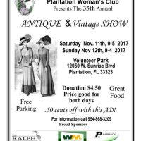 35th Annual Antique and Vintage Show