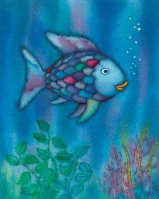 Mermaid Theatre of Nova Scotia Rainbow Fish