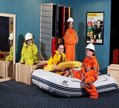 Rescue Exhibit