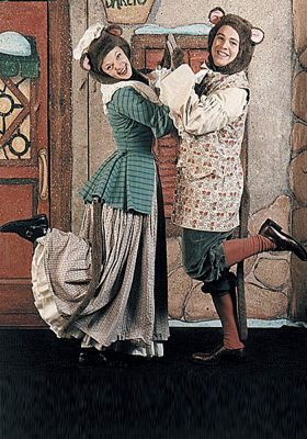Virginia Rep On Tour Beatrix Potter's Christmas The Tailor of Glouchester