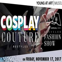 Recycled Fashion Show 2017