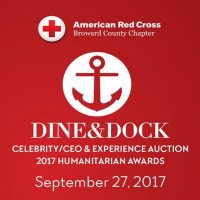American Red Cross Annual Dine and Dock