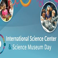 International Science Center and Science Museum Day