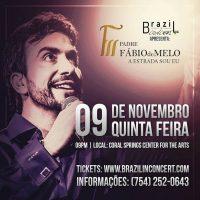 Brazil in Concert presents Padre Fabio de Melo