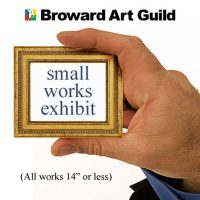 Small Works Exhibit Opening Reception