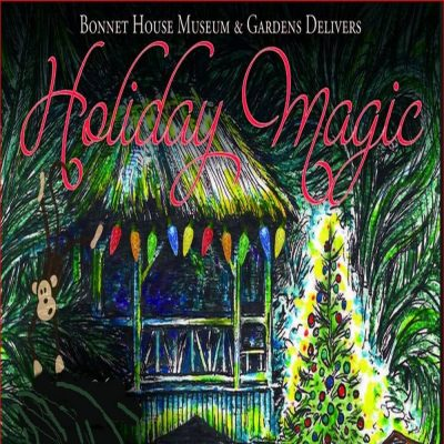 Holiday Magic Festival of Trees | Bonnet House Museum and Gardens