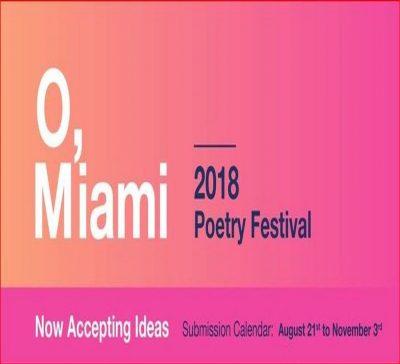 O, Miami Poetry Festival