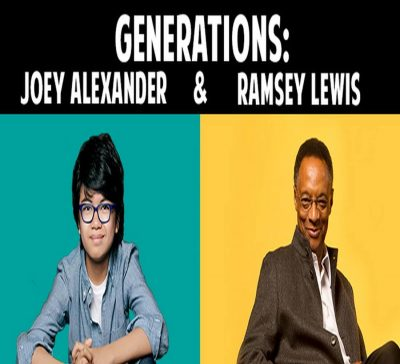 JAZZ ROOTS: Generations: Joey Alexander & Ramsey Lewis