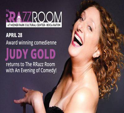 An Evening with Judy Gold