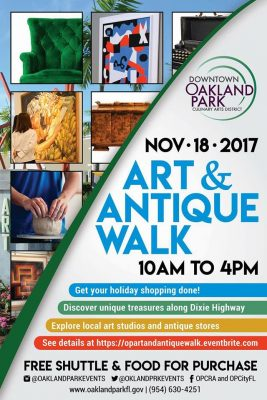 Choose954 Local Artists Showcase At Oakland Park Art