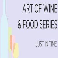 Art of Wine & Food Series: Thankful for Wine