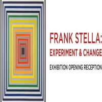 Frank Stella: Experiment and Change Opening Recpetion
