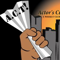 ACTING 101 WORKSHOP w/ Marc Durso, presented by A.C.T!
