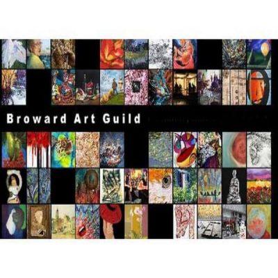 Broward Art Guild Exhibits Open-Call Monthly Exhibits