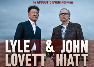 An Acoustic Evening with Lyle Lovett & John Hi...