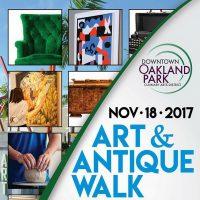 Choose954 Local Artists Showcase at Oakland Park Art & Antique Walk