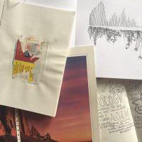 Sketchbook Club: Habits