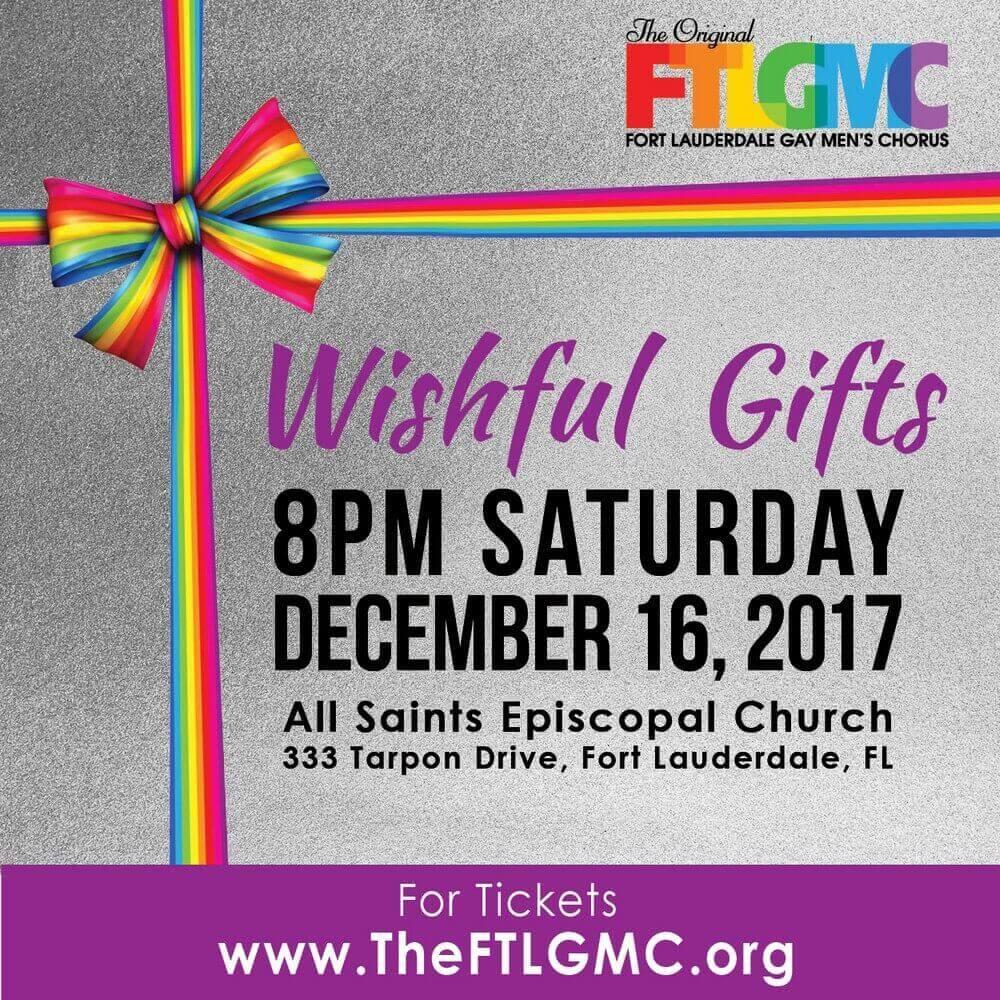 The Original Ft Lauderdale Gay Men s Chorus Presents If You Just Believe