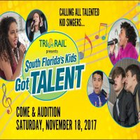 """Auditions for """"South Florida's Kids Got Talent"""""""