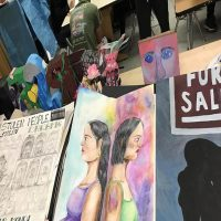Human Trafficking poster competition