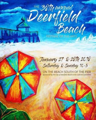 Call to Artist- Deerfield Beach Festival of the Arts