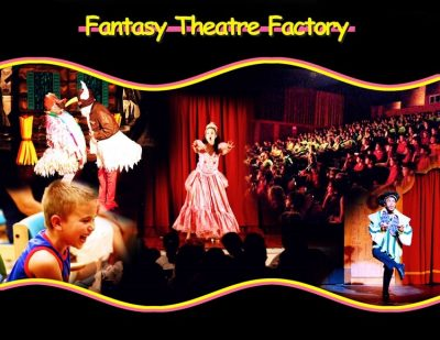 Production Assistant Part Time Position - Fantasy Theatre Factory