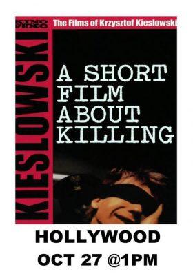 A SHORT ABOUT KILLING – EFA1988