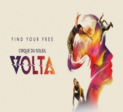 Cirque du Soleil - VOLTA