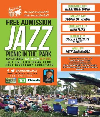Jazz Picnic in the Park