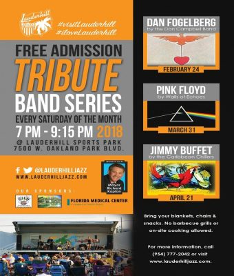 Tribute Band Concert