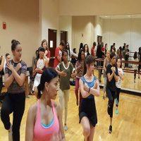 Ballet Etudes of South Florida Master Dance Class