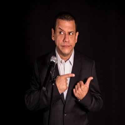 Comedian Emilio Lovera