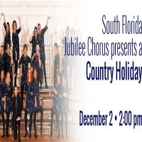 South Florida Jubilee 'A Country Holiday'