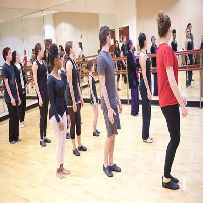 Peter London's Fusion Master Dance Class