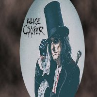 A Paranormal Evening with Alice Cooper