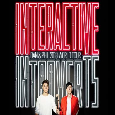 Dan and Phil 2018 World Tour — Interactive Introverts