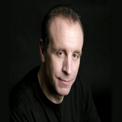 Comedian Vic Dibitetto