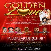 Golden Love & Relationship Panel
