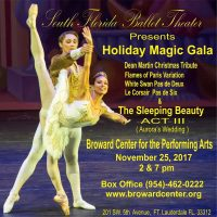 SFBT Holiday Magic Gala & Sleeping Beauty Act III