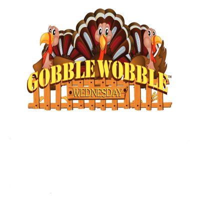 Gobble Wobble Wednesday!