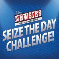 "Newsies ""Seize the Day"" Challenge"