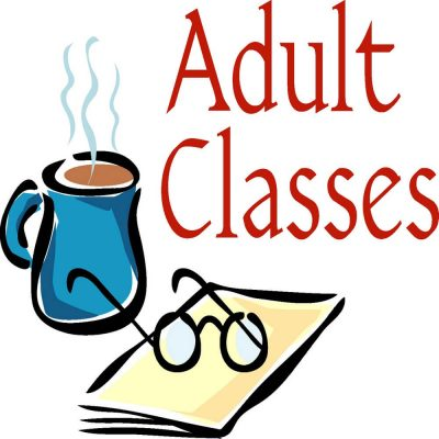 2018 Afternoon and Evening Classes