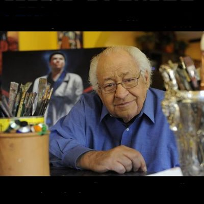 Tribute to Ferdie Pacheco Art Show