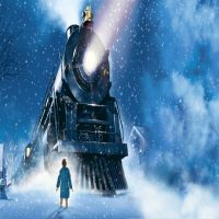 Polar Express Family Pajama Night