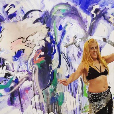 Belly Dance: Creative Dance Lab