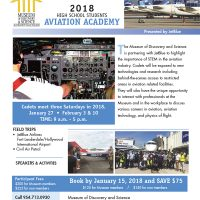 Aviation Academy for High School Students